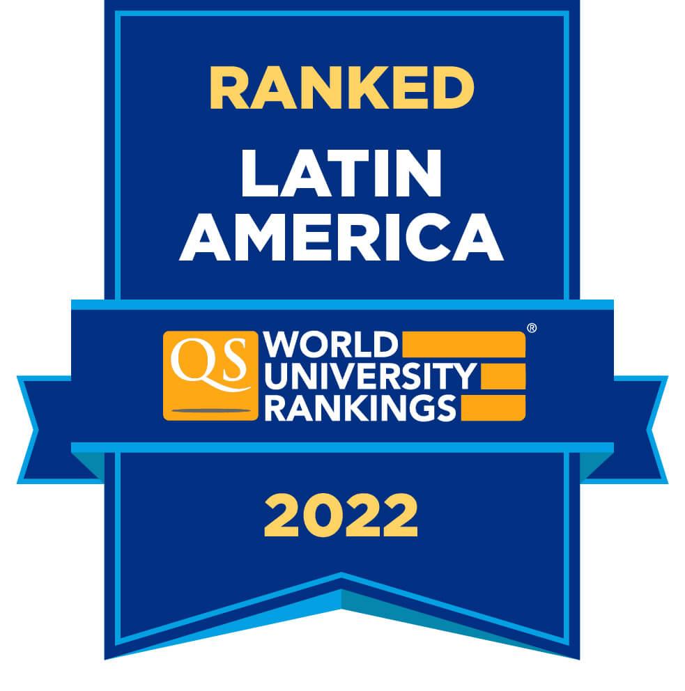 Badge QS Ranking