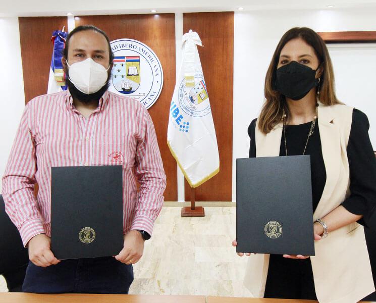 El acuerdo fue firmado por la doctora Odile Camilo Vincent
