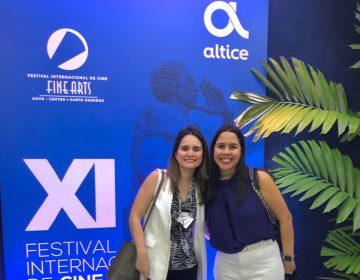Escuela de Comunicación de Unibe participa en el XI Festival Internacional de Cine Fine Arts
