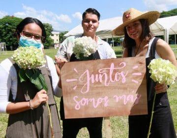 Estudiantes de Turismo Unibe realizan el Hortensias Family Fest