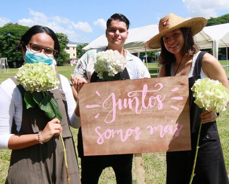 Hortensias Family Fest fue creado y desarrollado por estudiantes de la carrera de Turismo.