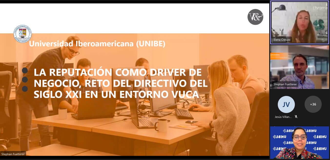 Los directores de Villafañe & Asociados