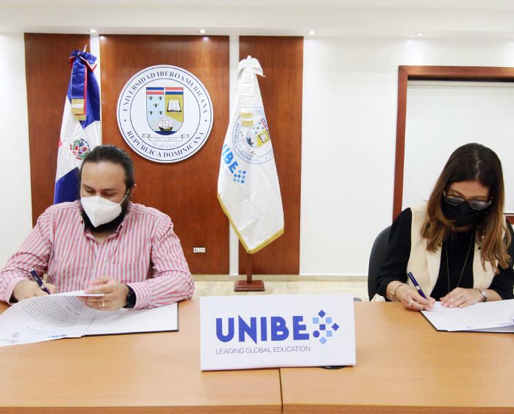 Unibe y Techo-RD juntos en favor de comunidades sostenibles