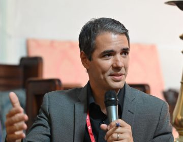 Arquitecto Jesús D'Alessandro habla sobre diseño y desigualdad en la Bienal de Arquitectura de Venecia 2021
