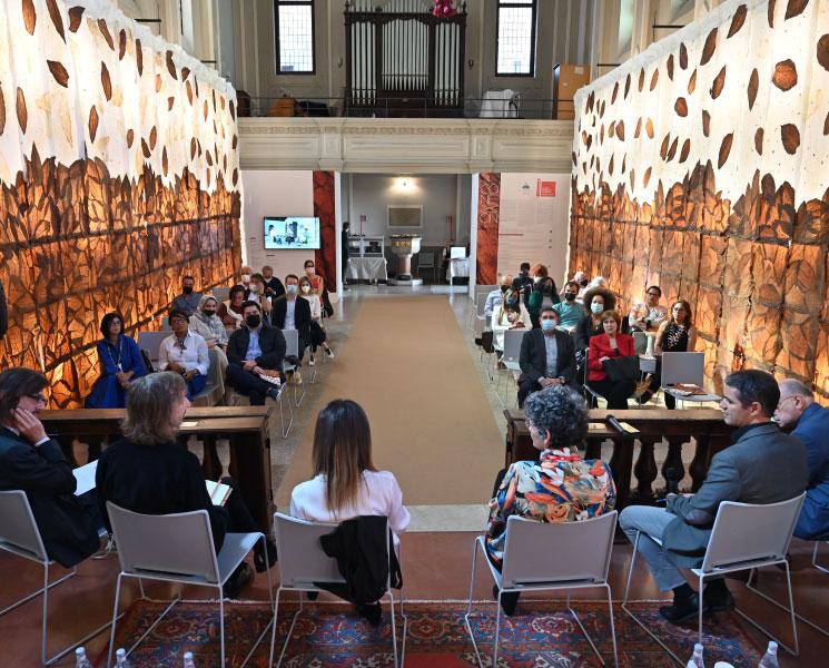 Este año, República Dominicana participó por segunda vez en la Bienal de Arquitectura de Venecia